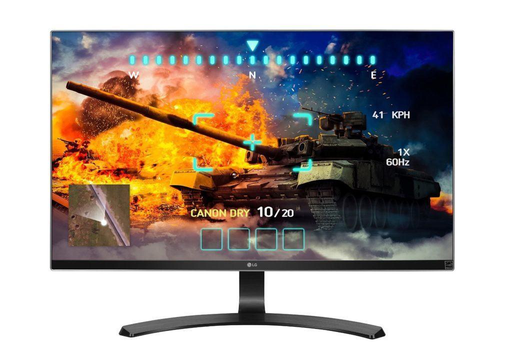Meilleur ecran pc gamer 2018 4k 144hz 24 27 pouces for Meilleur ecran ordinateur