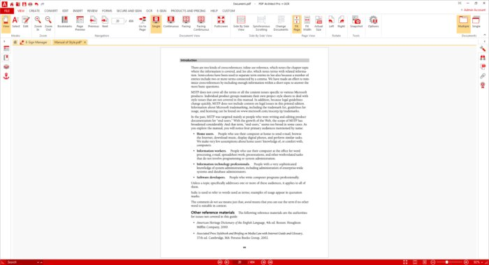 PDF Architect 6 Professional