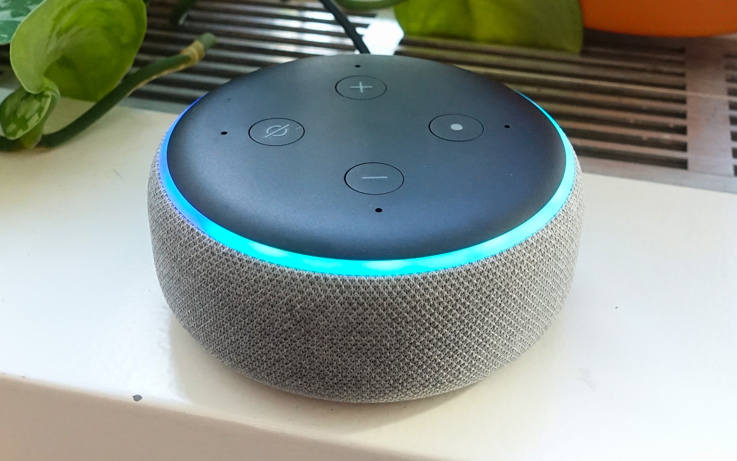 Echo Dot contre. Google Home Mini