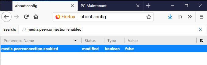 VPN pour Firefox