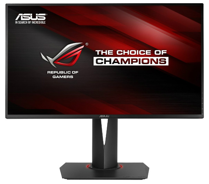 Test ASUS ROG Swift PG278Q