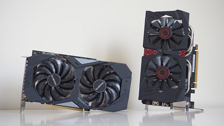 GTX 1660 vs. GTX 1060