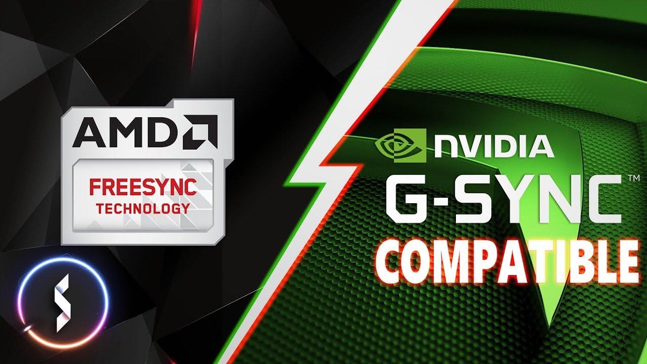 G-Sync vs. FreeSync: ce que vous devez savoir